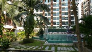 Diamond Suites Condo No.379/42, Apartmány  Pattaya South - big - 34