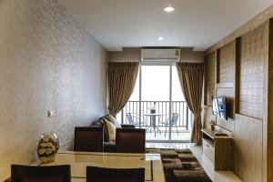 Diamond Suites Condo No.379/42, Apartmány  Pattaya South - big - 36