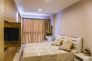 Diamond Suites Condo No.379/42, Apartmány  Pattaya South - big - 39