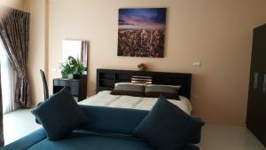 Diamond Suites Condo No.379/42, Apartmány  Pattaya South - big - 44