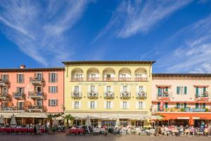Piazza Ascona Hotel & Restaurants, Hotely  Ascona - big - 58