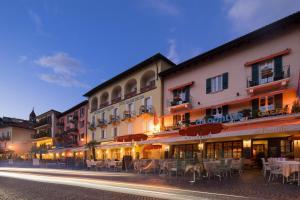 Piazza Ascona Hotel & Restaurants, Hotely  Ascona - big - 56