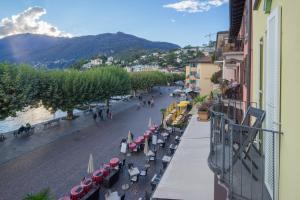 Piazza Ascona Hotel & Restaurants, Hotely  Ascona - big - 53