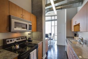 6th Avenue Apartment by Stay Alfred, Apartmány  San Diego - big - 7