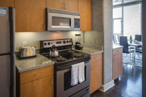 6th Avenue Apartment by Stay Alfred, Apartmány  San Diego - big - 21