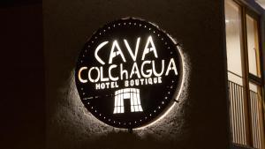 Cava Colchagua Hotel Boutique, Hotel  Santa Cruz - big - 80