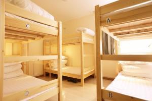 Cama en habitación mixta compartida de 10 camas