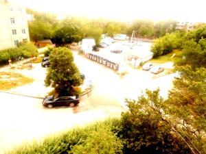 Apartment 16 Mikrorayon 42, Ferienwohnungen  Shymkent - big - 14