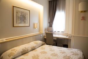 Hotel Flora, Отели  Милан - big - 17