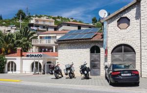 4 star pension Aparthotel Monaco Ploče Croatia