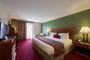 Ramada by Wyndham Houston Intercontinental Airport East, Hotel  Humble - big - 12