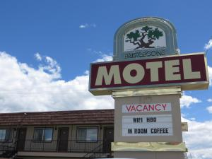 Bristlecone Motel, Motels  Ely - big - 35