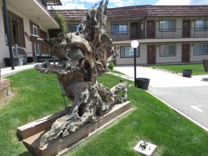 Bristlecone Motel, Motels  Ely - big - 32
