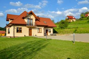 Pensjonat Na Zielonym Wzgórzu, Гостевые дома  Zawóz - big - 43