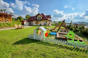 Pensjonat Na Zielonym Wzgórzu, Гостевые дома  Zawóz - big - 45