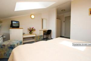 Art Hotel Austėja, Hotels  Palanga - big - 3