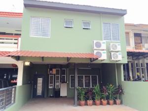 Haistar Homestay PHM2, Priváty  Johor Bahru - big - 1
