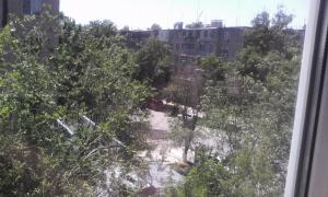 Apartment 16 Mikrorayon 42, Ferienwohnungen  Shymkent - big - 7