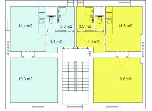 VITOM Apartments Ostrava, Ferienwohnungen  Ostrava - big - 38