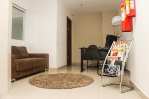 Praia Calma Premium Flat, Апартаменты  Натал - big - 23