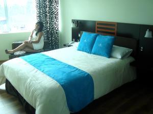 Hotel De Las Americas, Hotely  Ambato - big - 36