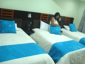 Hotel De Las Americas, Hotely  Ambato - big - 5