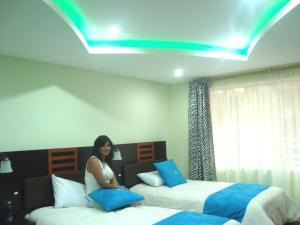 Hotel De Las Americas, Hotely  Ambato - big - 4