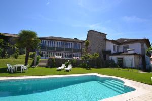 Casa Nobre do Correio-Mor, Vendégházak  Ponte da Barca - big - 24
