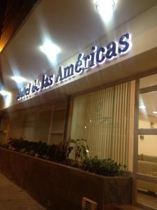 Hotel De Las Americas, Hotely  Ambato - big - 28