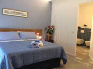 La Veranda Sul Giardino, Отели типа «постель и завтрак»  Коринальдо - big - 11