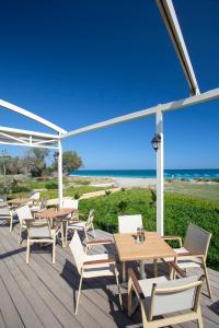Marinos Beach Hotel-Apartments, Aparthotely  Platanes - big - 39