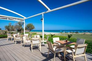 Marinos Beach Hotel-Apartments, Aparthotely  Platanes - big - 36