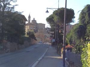La Veranda Sul Giardino, Отели типа «постель и завтрак»  Коринальдо - big - 33