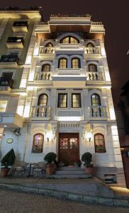 Hotel Niles Istanbul (4 of 27)