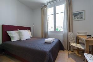 Palais Saint Pierre, Appartamenti  Cagnes-sur-Mer - big - 5