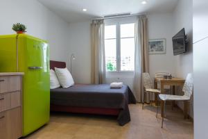 Palais Saint Pierre, Appartamenti  Cagnes-sur-Mer - big - 6