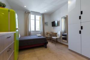 Palais Saint Pierre, Apartments  Cagnes-sur-Mer - big - 9
