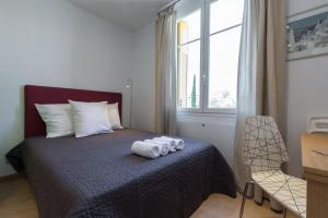 Palais Saint Pierre, Apartments  Cagnes-sur-Mer - big - 11