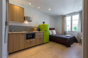 Palais Saint Pierre, Appartamenti  Cagnes-sur-Mer - big - 15