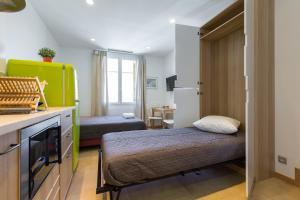 Palais Saint Pierre, Apartments  Cagnes-sur-Mer - big - 21