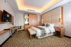 Grand Park Hotel, Szállodák  Dzsidda - big - 17