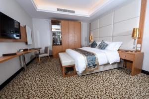 Grand Park Hotel, Szállodák  Dzsidda - big - 18