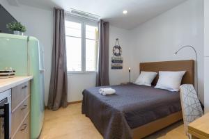 Palais Saint Pierre, Apartments  Cagnes-sur-Mer - big - 23