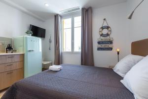 Palais Saint Pierre, Apartments  Cagnes-sur-Mer - big - 27