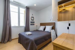 Palais Saint Pierre, Apartments  Cagnes-sur-Mer - big - 28