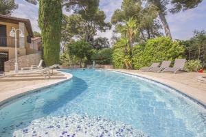 Villa 14 personnes proche Monaco, Villák  Roquebrune-Cap-Martin - big - 10