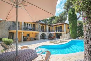 Villa 14 personnes proche Monaco, Villák  Roquebrune-Cap-Martin - big - 1