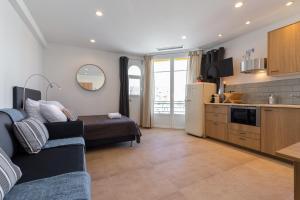 Palais Saint Pierre, Apartments  Cagnes-sur-Mer - big - 72