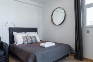 Palais Saint Pierre, Apartments  Cagnes-sur-Mer - big - 40