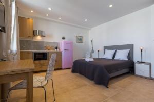 Palais Saint Pierre, Apartments  Cagnes-sur-Mer - big - 55